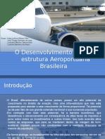 O Desenvolvimento Da Infraestrutura Aeroportuária Brasileira