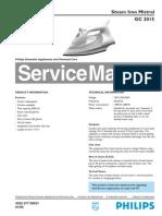 Pegla Philips-4190 Service Manual