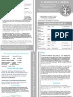 Newsletter 85b