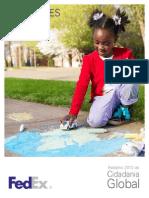 Relatório Anual Das Ações-fedex-2013