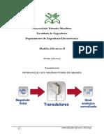 Ficha 1 - Introdução Aos Transdutores de Medida (1)