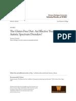 The Gluten-Free Diet- An Effective Treatment for Autistic Spectru (1)