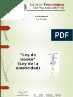 Presentación de Ley de Hooke