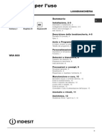 Manual Utilizare Indesit Wia 600 It-uk-sp