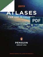 Atlases 2013