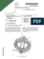 Patente EP1219754A1