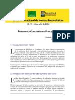 Informe Final Normas Fotovoltaicas