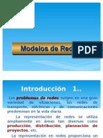 Modelos Cuantitativos Modelos de Redes 12789