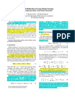 Koutsovasilis Model Reduction of Large Elastic Systems