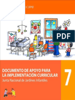 Currículo II - N 7 Documento de Apoyo Para La Implementacion Curricular