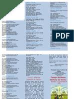 Missas Do Festejo de n.s.de Fátima- 2015