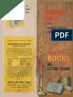 Rosicrucian Catalogue 1962