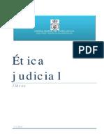 20140901 Ética Judicial. Libros