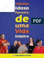 Cartilha Do Idoso - Ministério Da Previdência Social