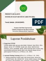 PPT presentasi kasus stemi