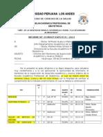 2014-II Informe de Monitoreo de Supervision