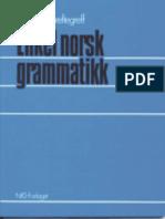 Enkel Norsk Grammatik1