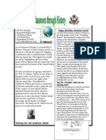 ed 447 newsletter