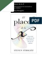 Dossier Prensa Placer x