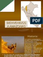 amazonas ppt