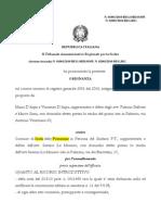 Darpa Mario Vincenzo Darpa Sospensione Licenza Edilizia Autolavaggio Sequestro Ros 2010