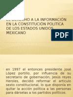 EL DERECHO A LA INFORMACIA EN LA CONSTITUCION POLITICA..pptx
