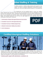 National Allied Staffing & Training