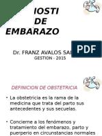 2-Diagnóstico de Embarazo