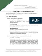 Esp. Tecnicas Particulares 2 Riego Los Rosales - Ayabaca