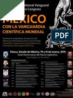 5to Congreso Internacional de Vanguardia Científica
