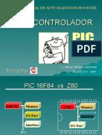 Microcontrolador PIC 16F84a