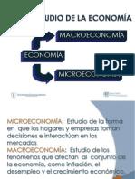 Definicion y Estudio de La Economia
