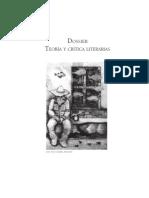 Dossier Teoria Critica Literaria
