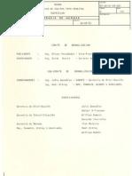 Norma 08-85 Aplicación de Equipos Tipo Pedestal. Inspección