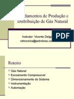Fundamentos de Produção e Distribuição de Gás Natural