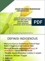 16)Indigenous