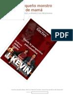 Tenemos Que Hablar de Kevin; análisis psicoanálitico