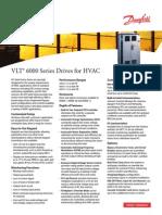 VLT 6000 Series Drives for HVAC