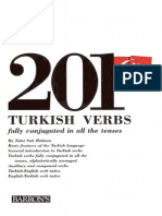 201 Turkish Verbs [PL]