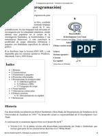 R (Lenguaje de Programac..., La Enciclopedia Libre