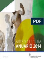 Anuario Arte y Cultura 2014