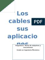 Trabajo Cables