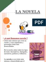 La Novela 1º Medio