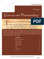 Focus on Domesday