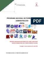 Docdocumento-rector-del-pnfa_2010_4c2baversion1