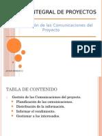 Clase 4 Las Comunicaciones Del Proyecto