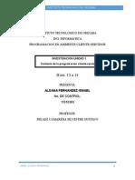 Unidad 1- Contexto de La Programacion Cliente-Servidor