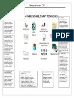 comprehensive input techniques 1