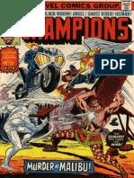 The Champions 4 Vol 1