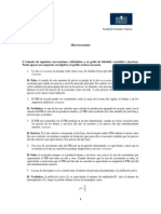 Aplicaciones Resueltas 1 Macroeconomia 2011